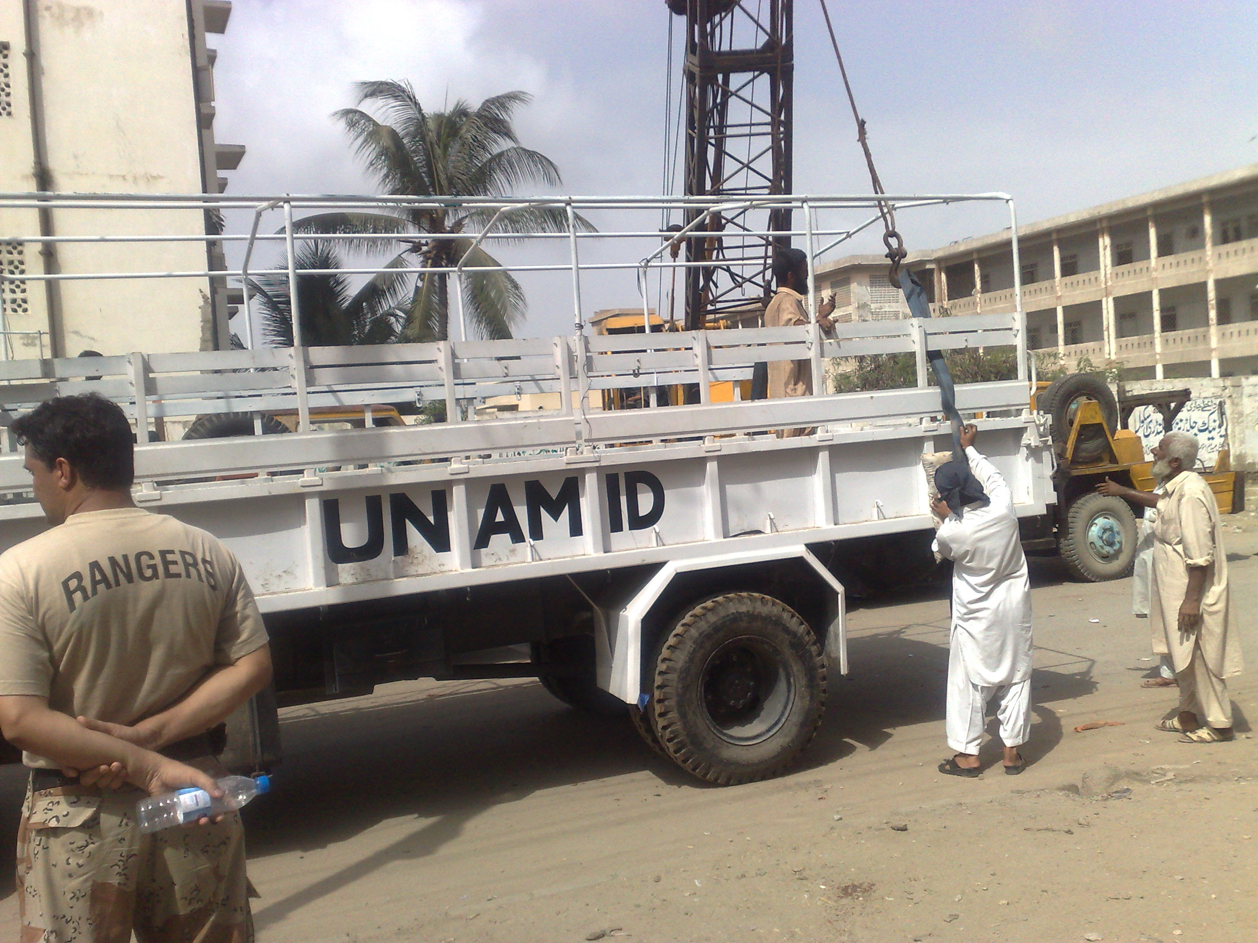 UNAMID PROJECT 2009